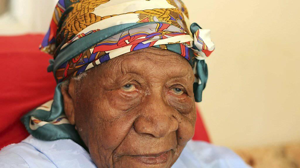 Die derzeit älteste Frau der Welt, Violet Brown, ist in Jamaika verstorben.