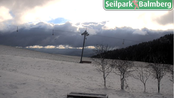 Wintereinbruch im Kanton Solothurn
