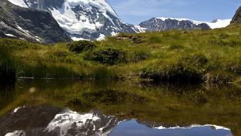Zwei Berggänger sterben am Dent d'Hérens (Archiv)