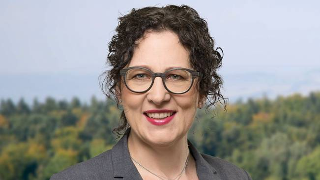 Lotti Baumann, Präsidentin Aargauer Landfrauenverband