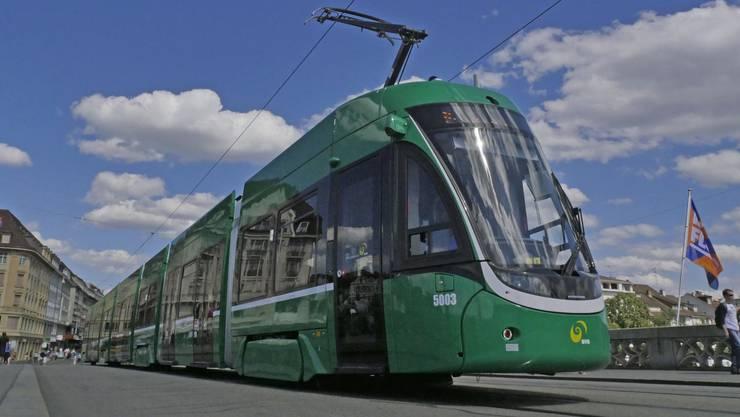 Auch die grünen Drämmli verzeichnen seit Jahren einen Passagier-Rückgang.
