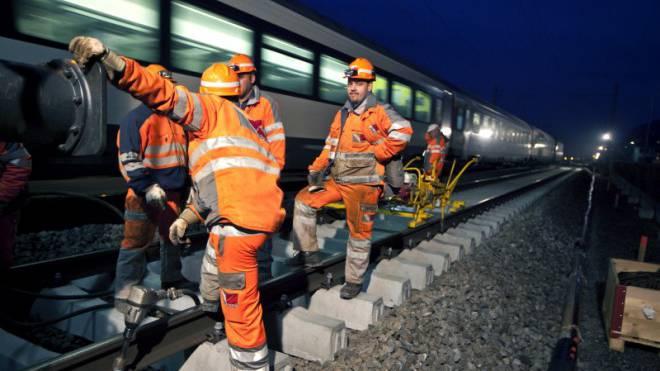 Der Unterhalt der Infrastruktur kostet die SBB immer mehr Geld. Nun soll der Bund neue Mittel einschiessen. Foto: Martin Ruetschi/KEystone