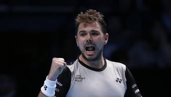 ATP Masters: Wawrinka schlägt Cilic