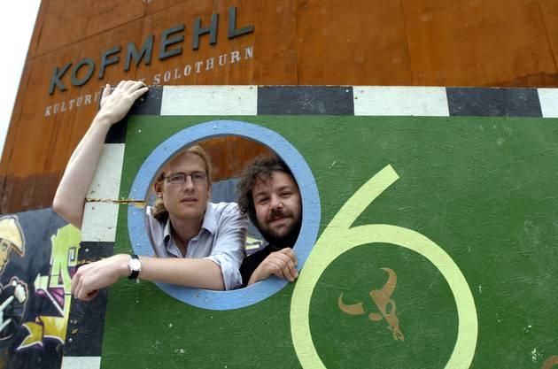 Im Sommer 2006 bricht für Peter Keller und Pipo Kofmehl das WM-Fieber aus