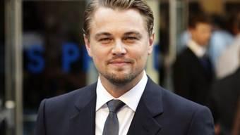 Leonardo Di Caprio sass in der notgelandeten Boeing (Archiv)