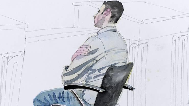Das Urteil für den Messerstecher wird für heute Nachmittag erwartet.