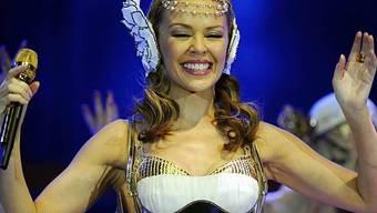 Kylie Minogue bot in Zürich eine bombastische Show