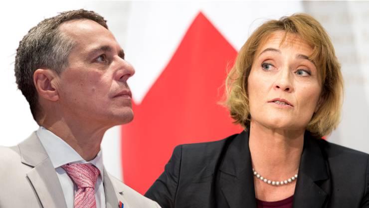 Pascale Baeriswyl ist Chefdiplomatin im Aussendepartement von Bundesrat Ignazio Cassis.