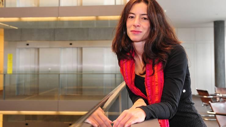 SP-Fraktionspräsidentin Tanja Soland unterstützt strenggläubige Muslime im Schwimmstreit.