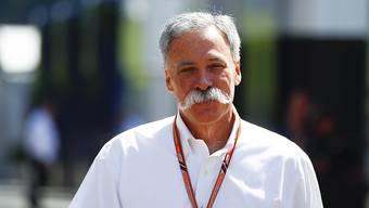 Keiine einfachen Zeiten für Formel-1-CEO Chase Carey