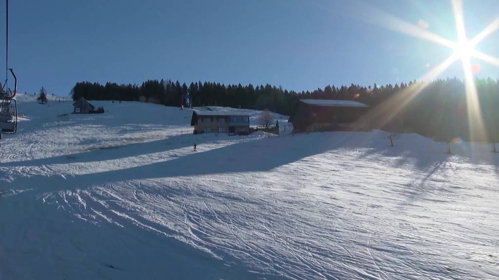 Weihnachten gschlossen: St.Galler Skigebiete sind verärgert
