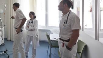 200 Ärzte wandern pro Jahr aus (Symbolbild)