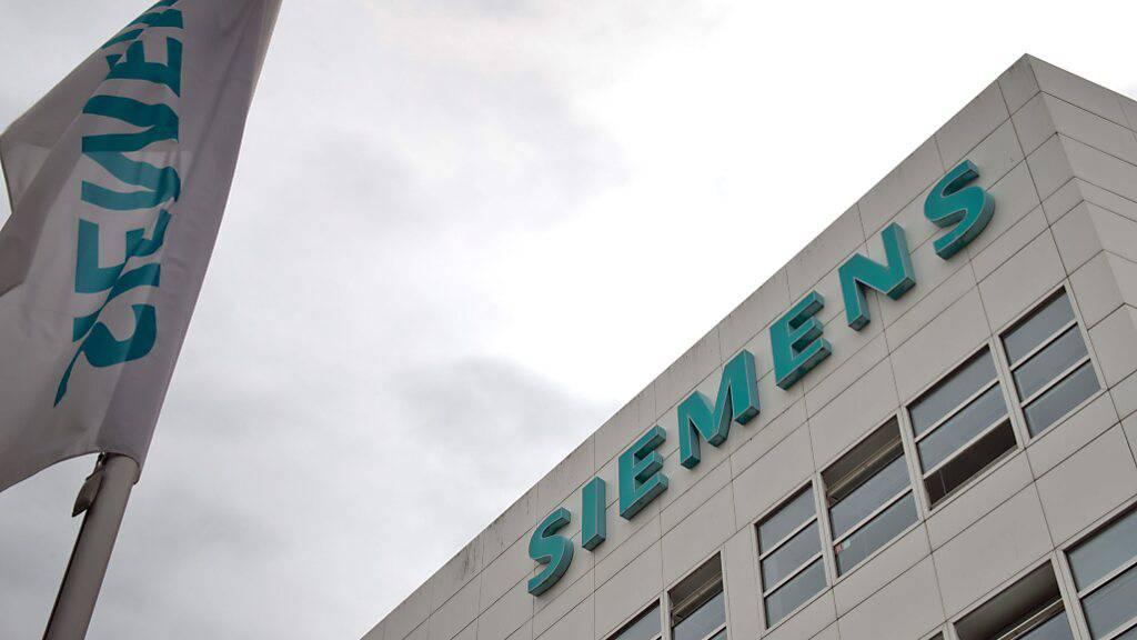 Siemens schraubt Erwartungen zum dritten Mal nach oben