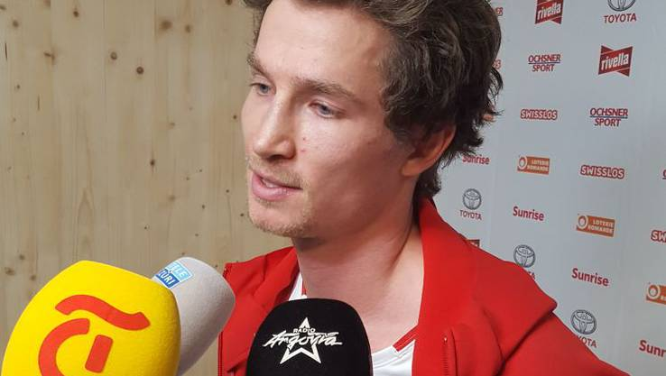 Snowboarder Iouri Podladtchikov kann leider nicht an den Winterspielen teilnehmen.