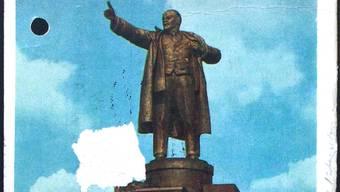 Post aus dem Osten: In der Sowjetunion glaubten viele, das Berner Bauerndorf Zimmerwald sei eine sozialistische Metropole – weil 1915 dort Lenin und Co. tagten.