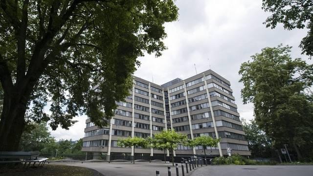 Das Gebäude der Bundesanwaltschaft in Bern (Archiv)