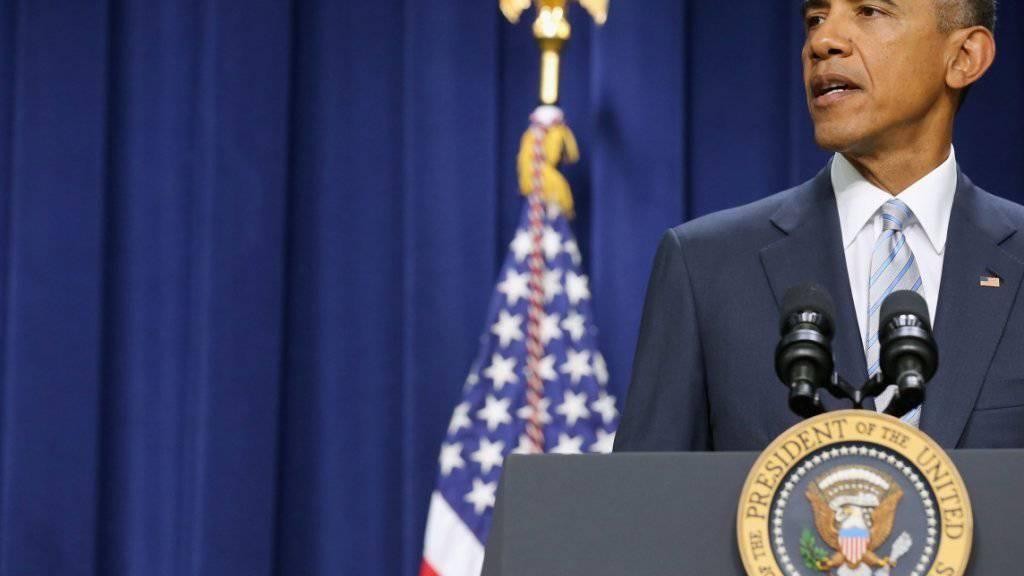 US-Präsident Barack Obama hat den von den oppositionellen Republikanern kontrollierten Kongress aufgerufen, den Staatshaushalt zu billigen.