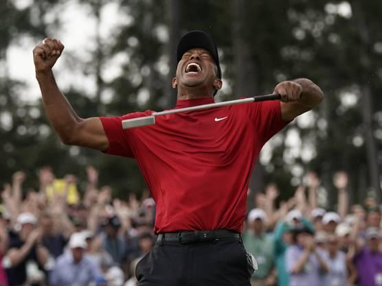 Von vielen abgeschrieben, triumphierte er am US Masters in Augusta, am Golfturnier, das viele für das wichtigste halten.