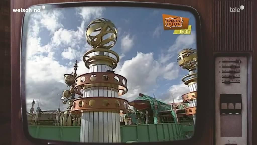 Weisch no – Space Mountain Disneyland Paris (1995)