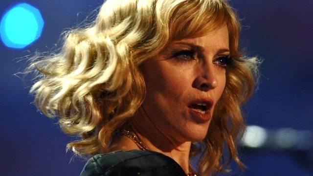 Madonna - fit mit 53 (Archiv)