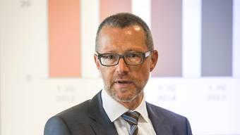 Übernimmt bei Raiffeisen: Heinz Huber, bisher CEO der Thurgauer Kantonalbank.