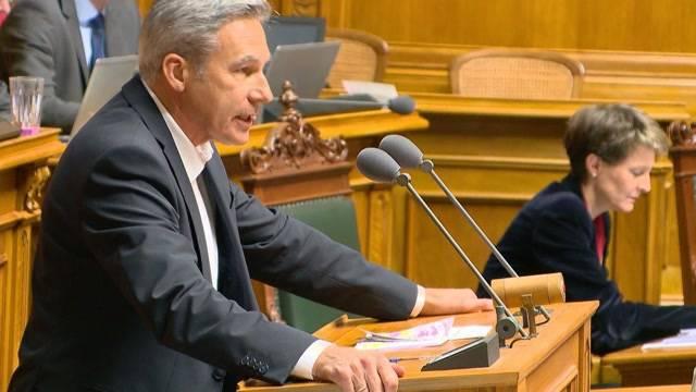SVP weiterhin auf Oppositionskurs