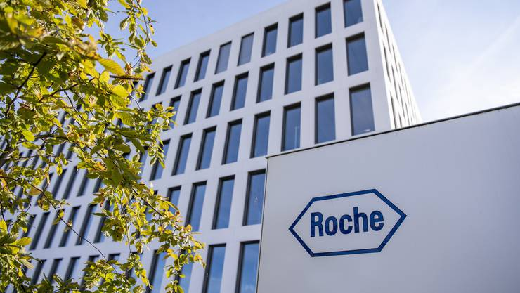 Der Sitz von Roche Diagnostics International AG in Rotkreuz, Zug