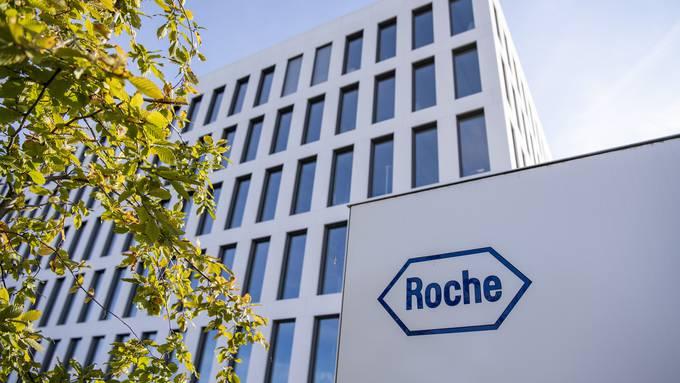 Der Sitz von Roche Diagnostics International AG in Rotkreuz, Zug