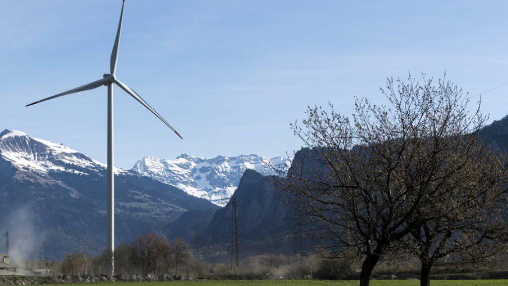 Die Grüne Partei will mit der Volksinitiative für eine «Grüne Wirtschaft» den Ressourcenverbrauch in der Schweiz senken (Symbolbild).