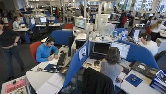 282 ausländische Firmen konnten 2018 von der Standortpromotion von Bund und Kantonen in der Schweiz neu angesiedelt werden. Fast die Hälfte der Unternehmen waren in den Branchen ICT und Life Sciences tätig. (Symbolbild)