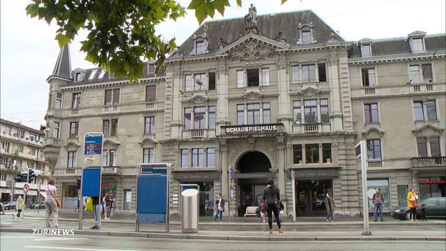 Denkmalpflege erschwert Totalsanierung des Schauspielhauses Pfauen