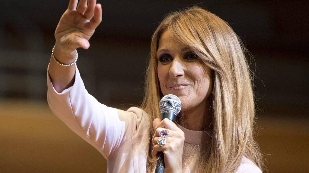 Hat auf einen Aufruf hin in zwei Monaten 4000 Song-Vorschläge erhalten: Céline Dion (Archiv).