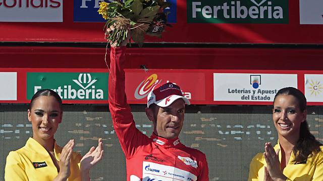 Etappensieg für Leader Joaquim Rodriguez.