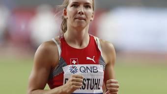 Géraldine Ruckstuhl verbesserte sich gegenüber der WM vor zwei Jahren um zwei Ränge