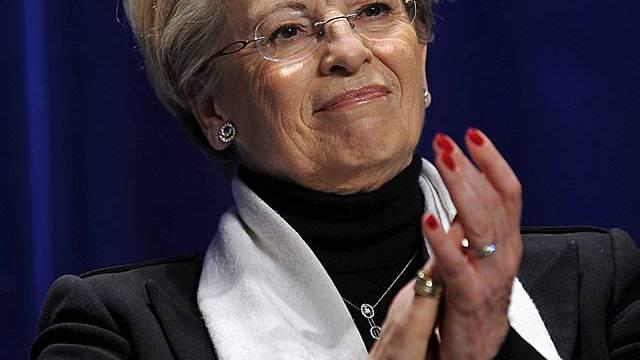 Innenministerin Michèle Alliot-Marie