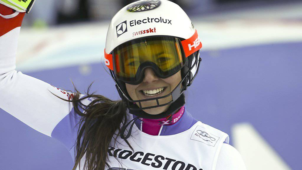 Wendy Holdener verpasste in Lienz ihren ersten Weltcupsieg nur um sieben Hundertstel