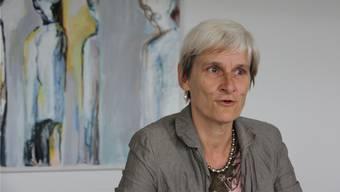 Gemeindeammann Heidi Ammon informiert über das Windischer Budget 2015.