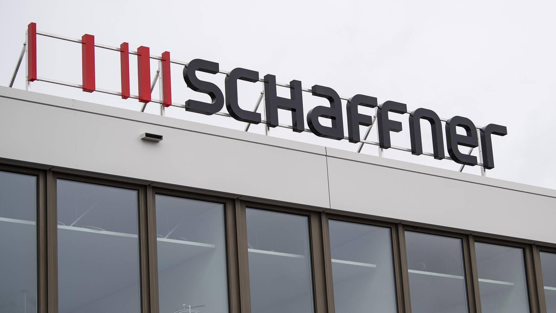 Behauptete sich in einem schwierigen Umfeld: Die Schaffner Gruppe mit Sitz im solothurnischen Luterbach.