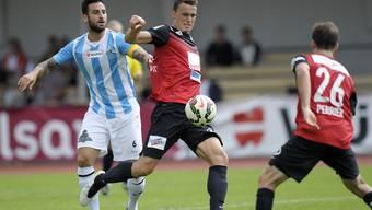FC Aarau im Schweizer Cup gegen United Zürich