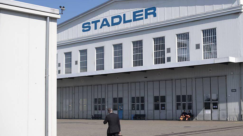 Stadler Rail hat von der finnischen VR Group einen Auftrag zur Lieferung von 60 Lokomotiven erhalten. (Archiv)