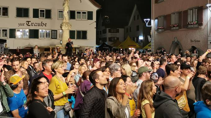 Winter Gaudi am 27.11.2021 in Walenstadt