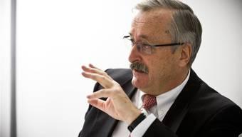 «Was hier passiert, ist unglaublich», sagt Santoros Rechtsanwalt Rudolf P. Schaub. Annika Bütschi