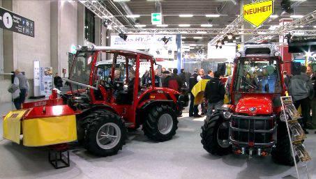 Die Ferraris der Traktoren: Von diesen Fahrzeugen träumen Bauern