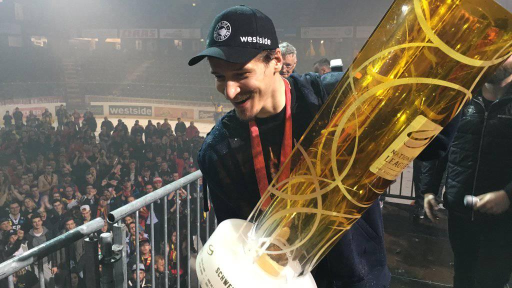 SC Bern Schweizer Eishockeymeister