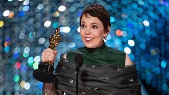 Olivia Colman: Putzfrau, Lehrerin – und jetzt Oscar-Preisträgerin.