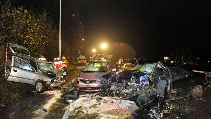 Tödlicher Verkehrsunfall am Dienstagabend in Schönenwerd