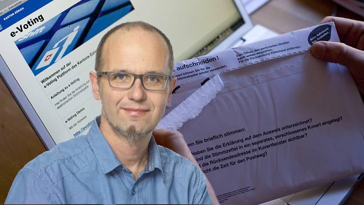 Rolf Haenni, Professor der Berner Fachhochschule