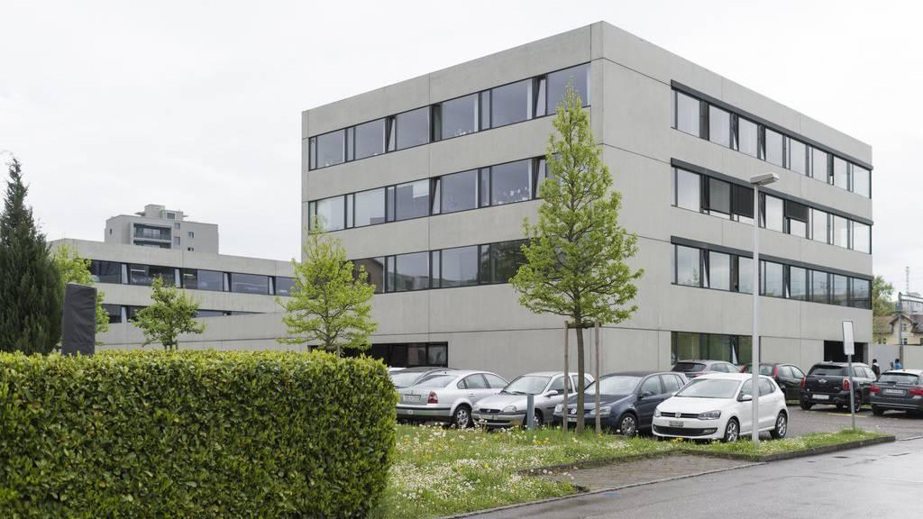 Im Fokus: Das Empfangs- und Verfahrenszentrum in Kreuzlingen. Bild: Keystone