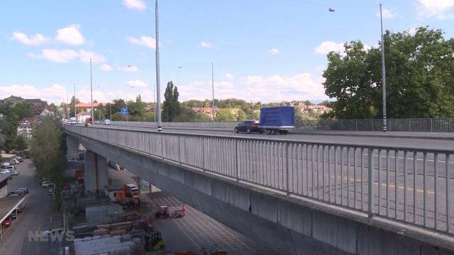 Ist Sicherheit bei Berner Brücken gewährleistet?