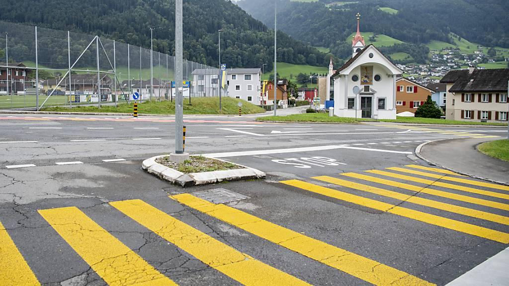 E-Trottinett-Fahrer bei Kollision leicht verletzt